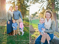 Family portraits in the Oregon spring sunshine| Jane Johnson Photography Bend, Oregon www.janejohnsonphotography.com #bendoregon #familyphotography #janejohnsonphotography