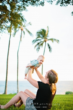 Wailea Elua Village Maui Family Photography