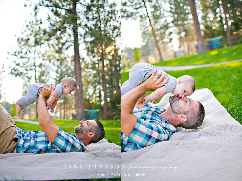 Bend Oregon Family Portrait Photography