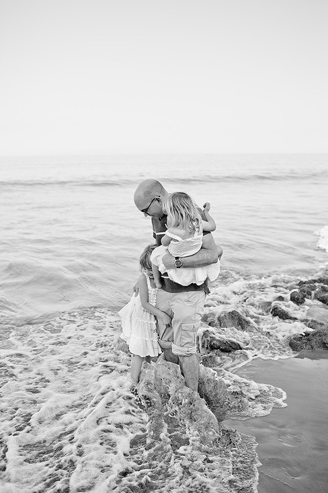 Polo Beach Wailea Maui Hawaii Family Portrait Photography