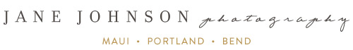 Jane Johnson Portraits 2014 logo