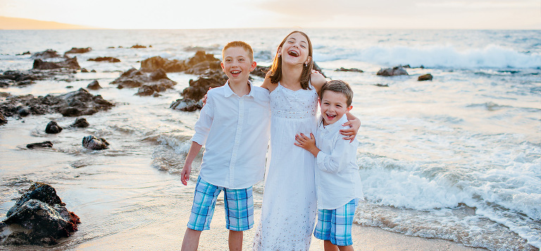 Maui Photographer Jane Johnson photographs in Wailea